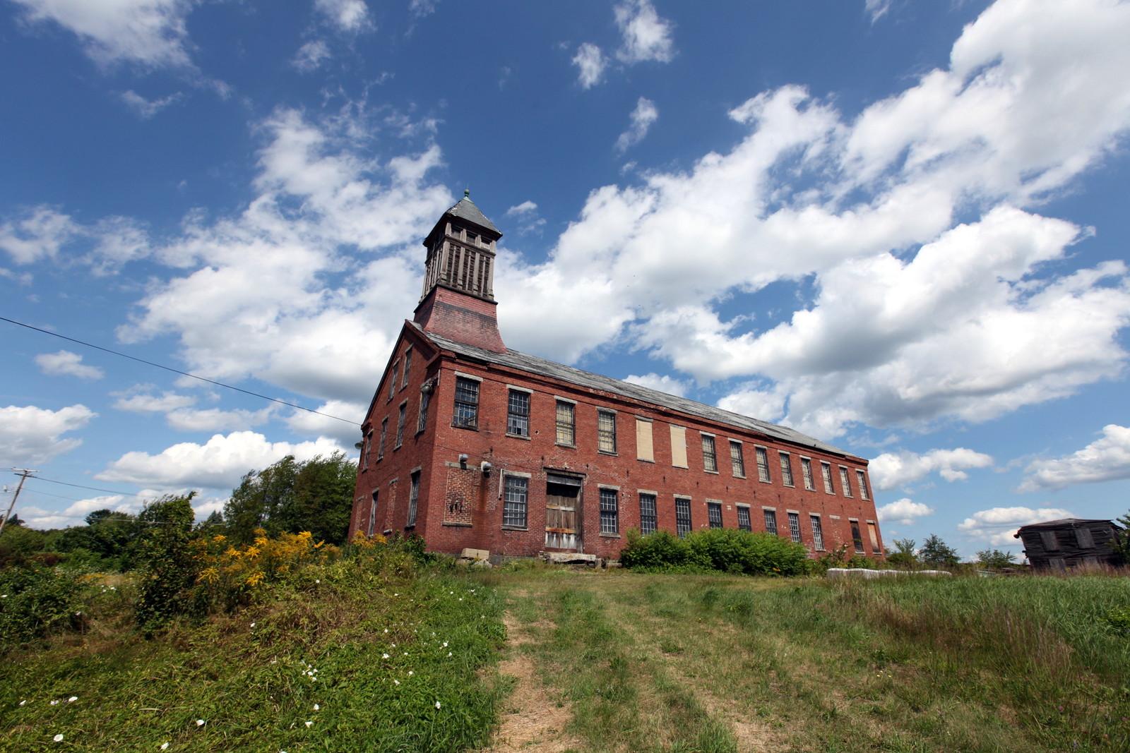 Winchendon, MA historic manufacturing building.