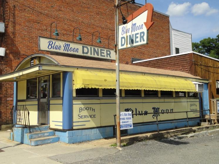 Gardner, MA  Blue Moon Diner .