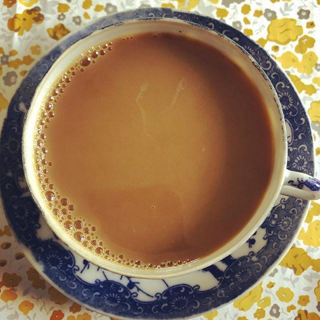 Litt kaffe må en ha! #songwriting