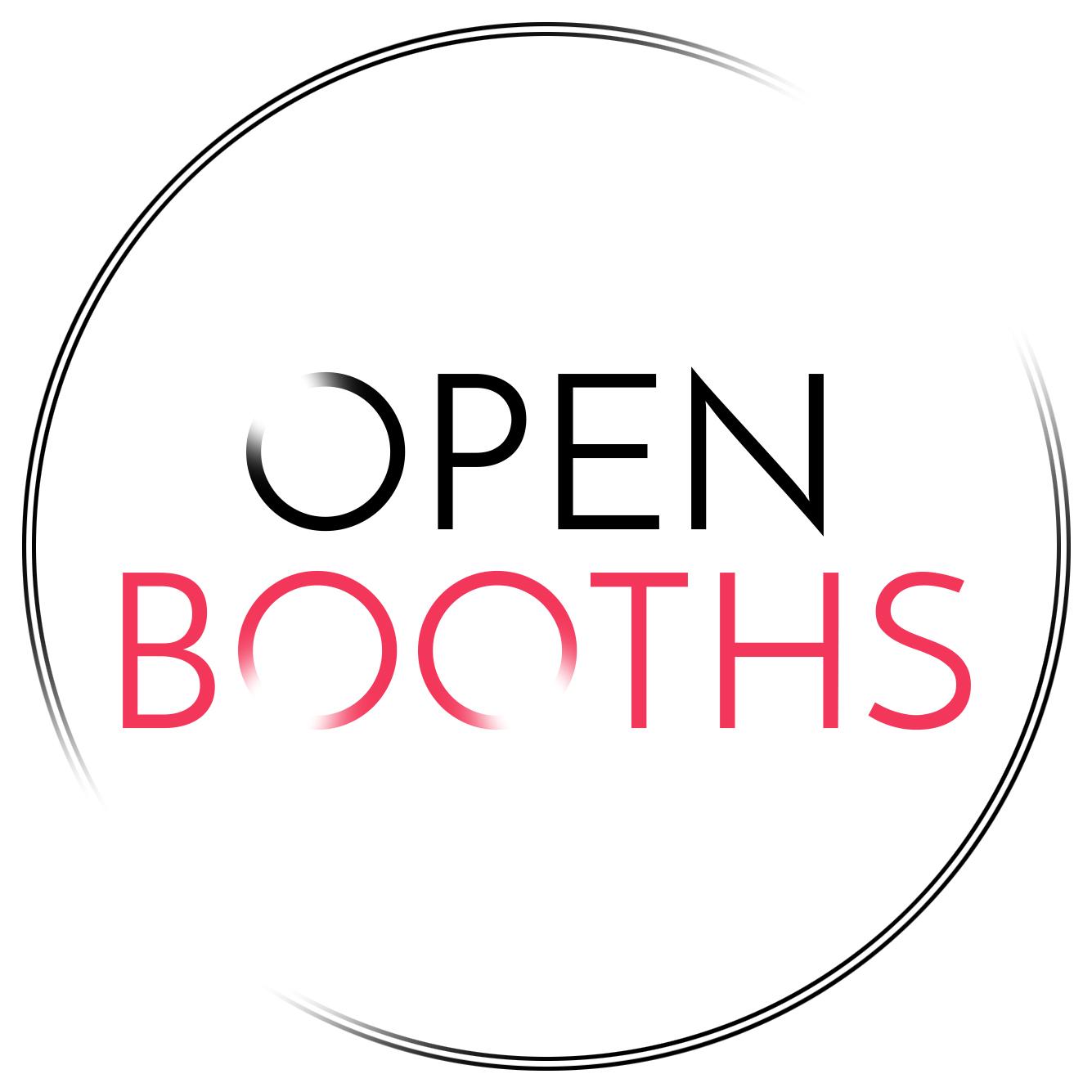 Open Booths Logo
