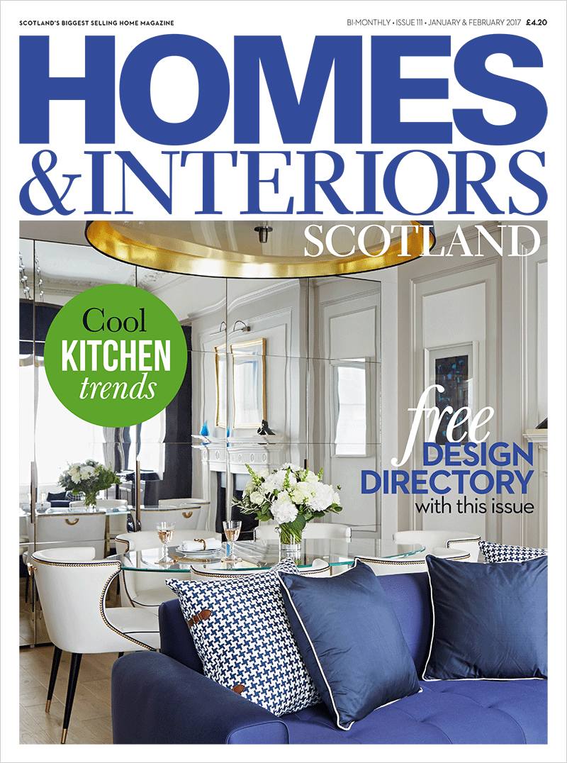 Homes & Interiors Scotland, Jan-Feb 2017