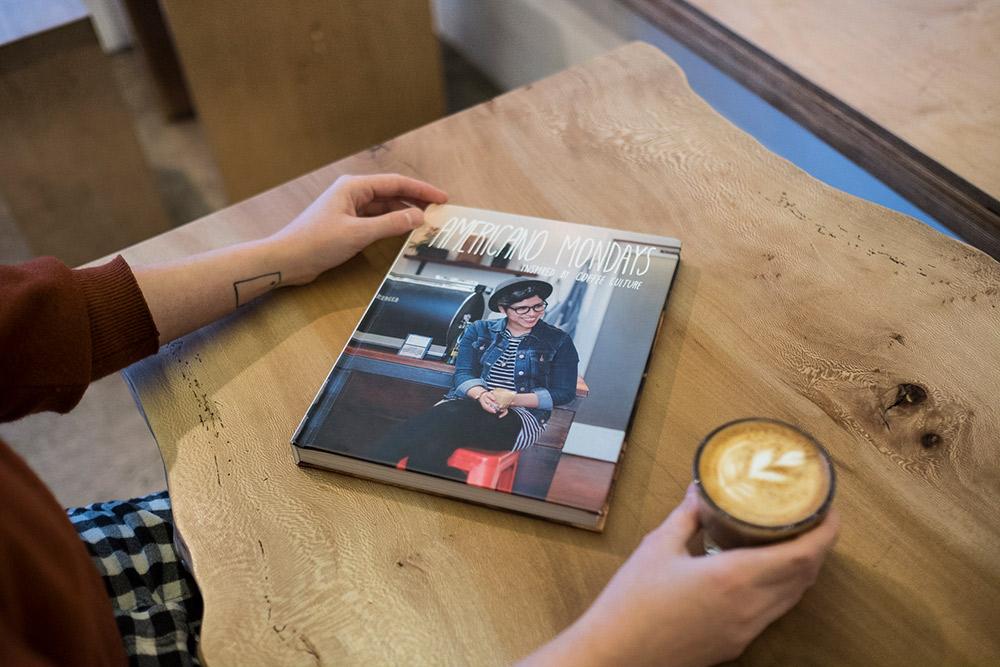Americano Mondays Coffee Table Book