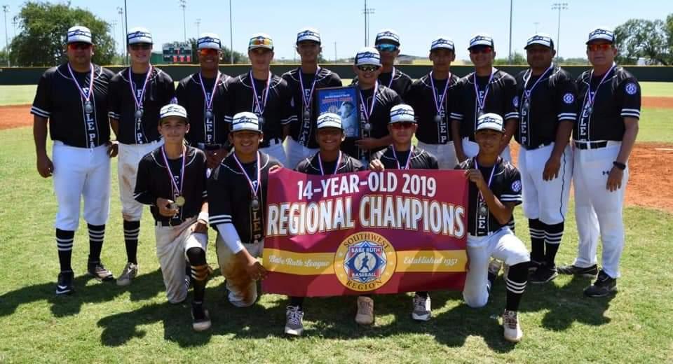 The Eagle Pass Babe Ruth League 14 U Baseball Team Wins West Regional Tournament.jpg