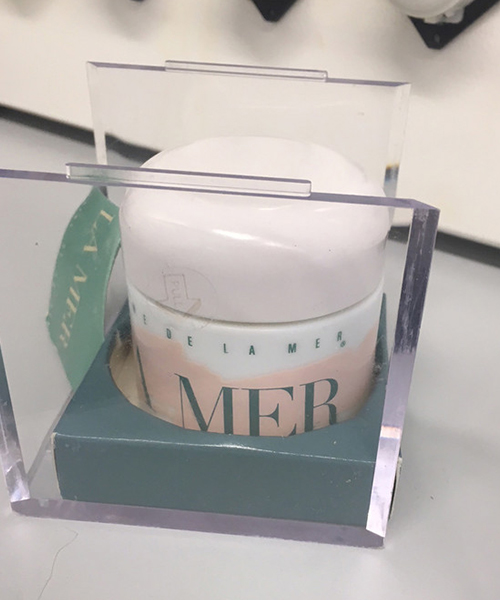A pot of Creme De La Mer from the 1970s