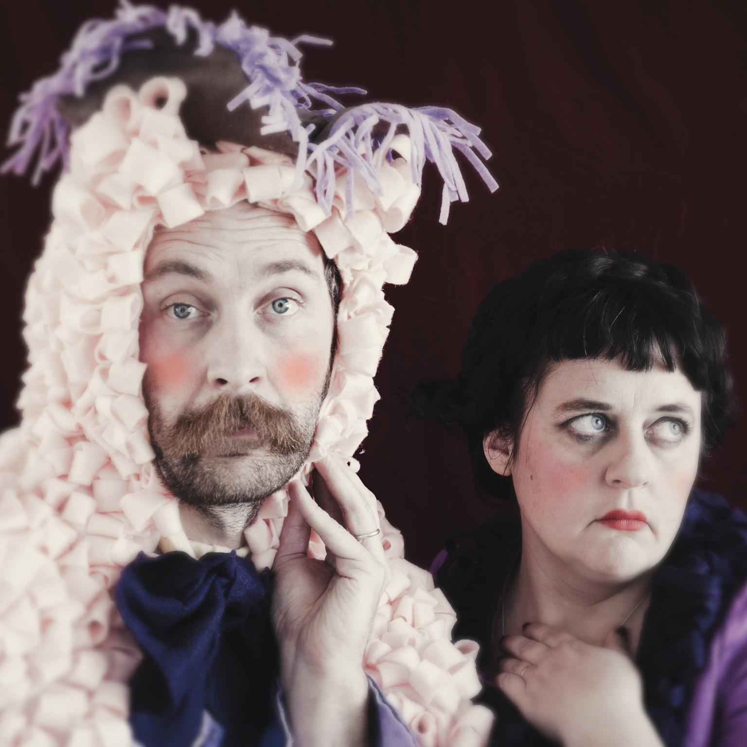 Red Launderette -Kuba Dorabialsi and Katy B Plummer