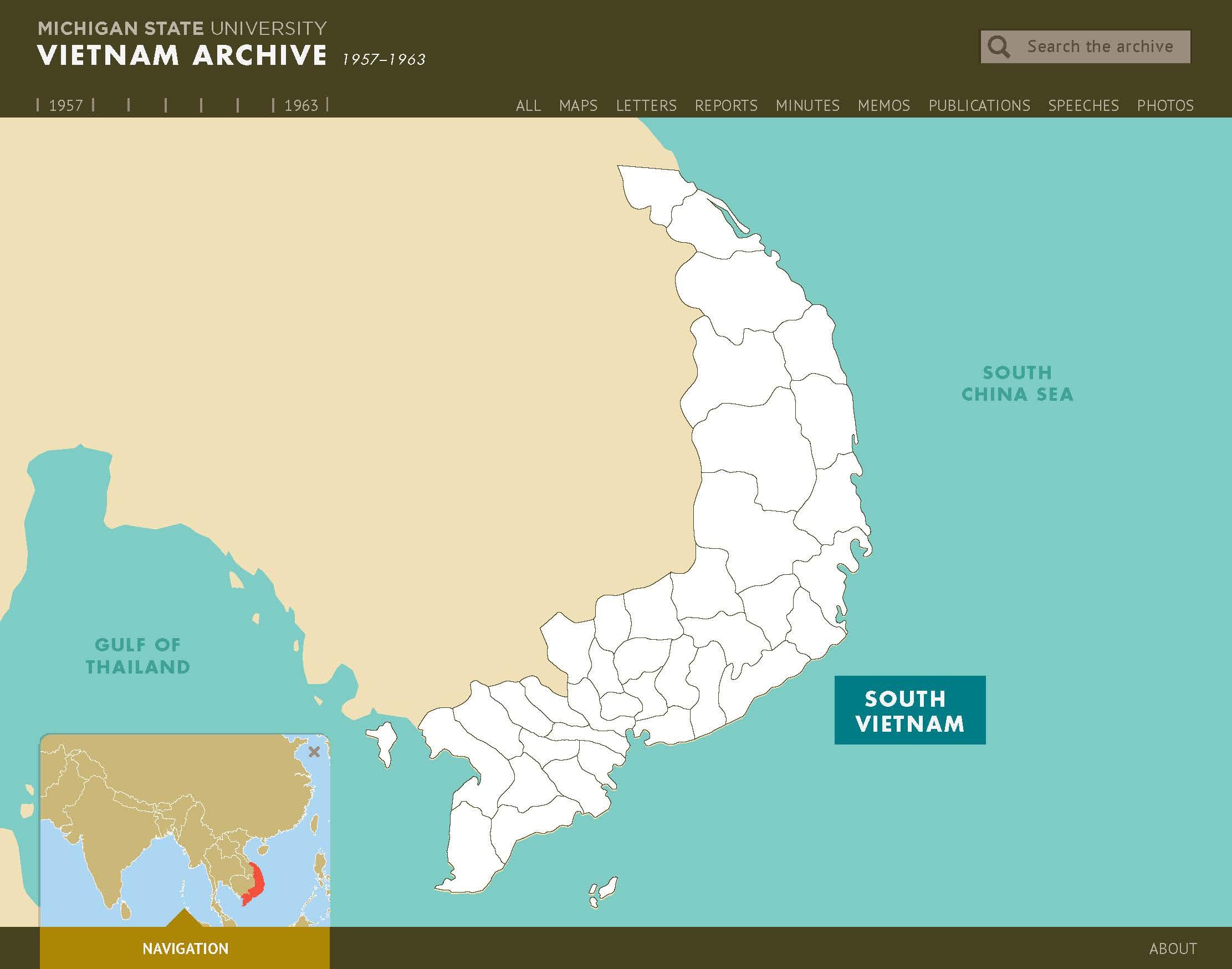Vietnam Archive