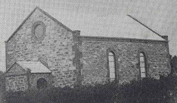 Original chapel opened in 1864
