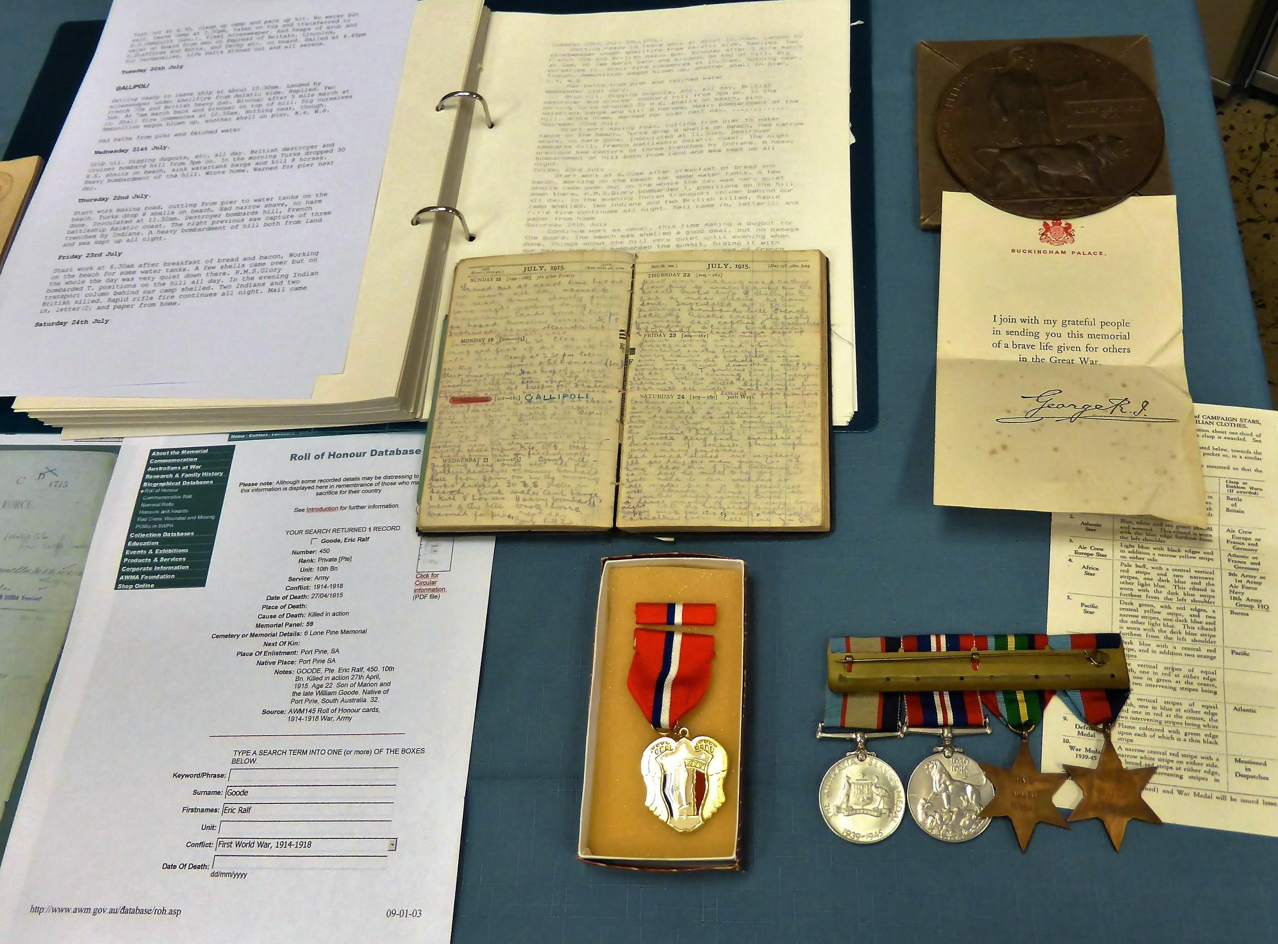 AMOS  ANZAC DAY memorabilia 2015 0025.JPG