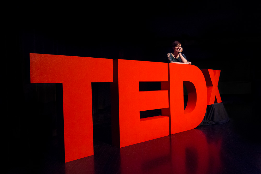 Watch Danièle's TEDx Talk