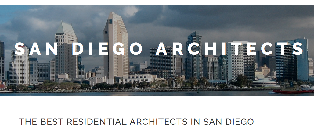 Top 10 architects in San Diego
