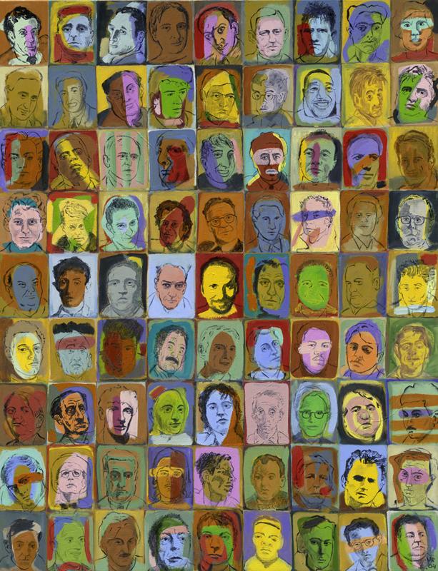 81 Faces (Male)