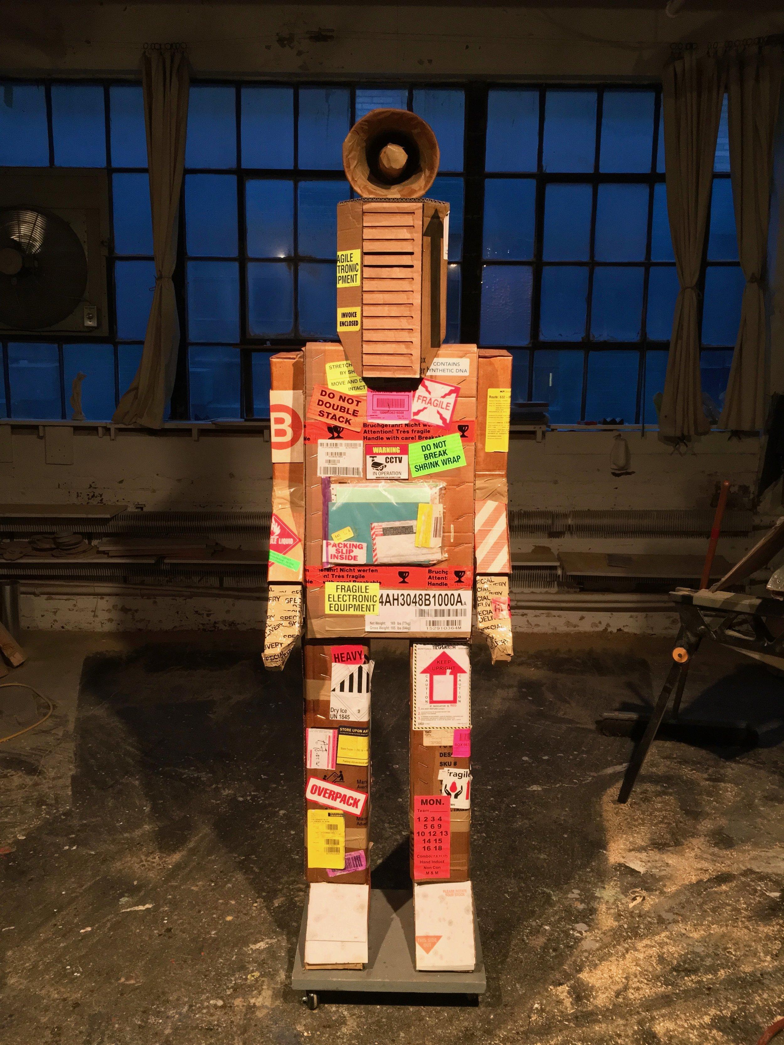 Amazon Prime Robot