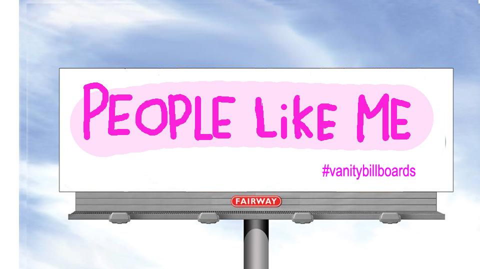 """""""People Like Me"""""""