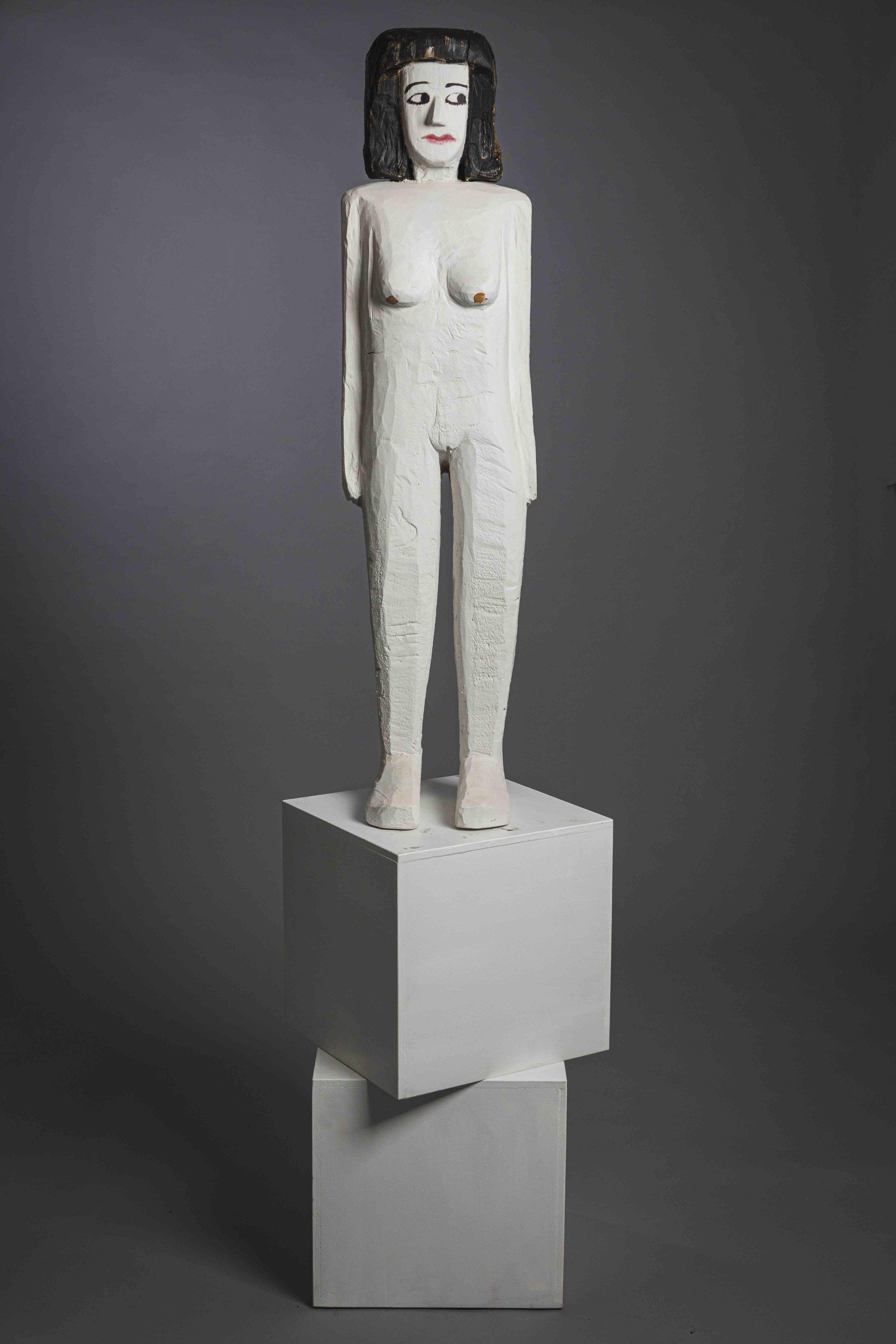 Woman on a Pedestal