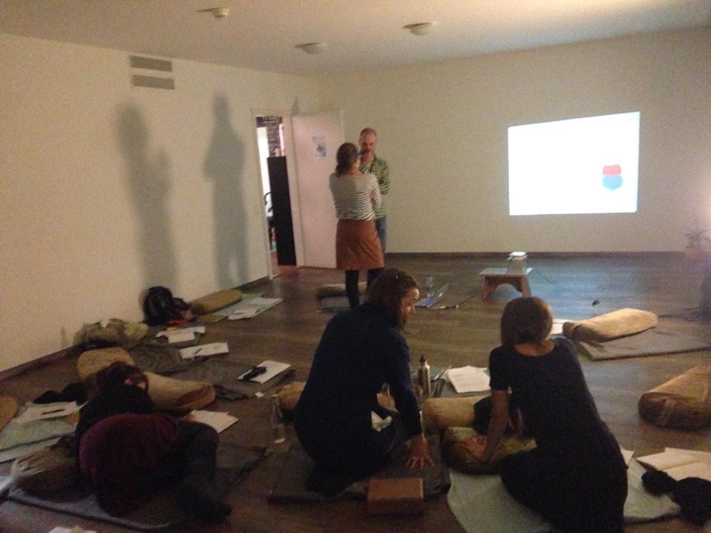 Yoga Workshop for teachers