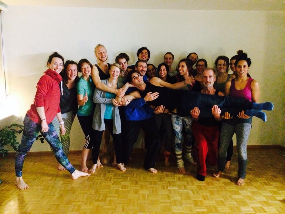 Teacher Yoga Training