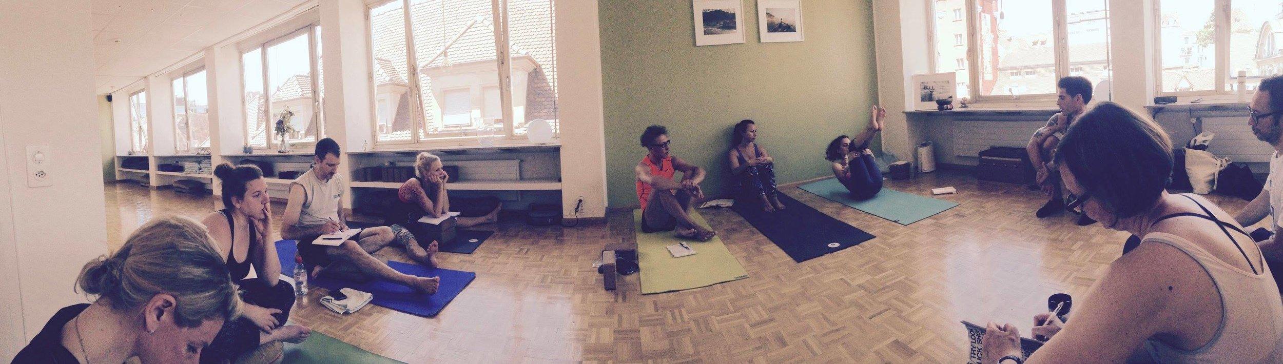 Yoga Teacher Traninig