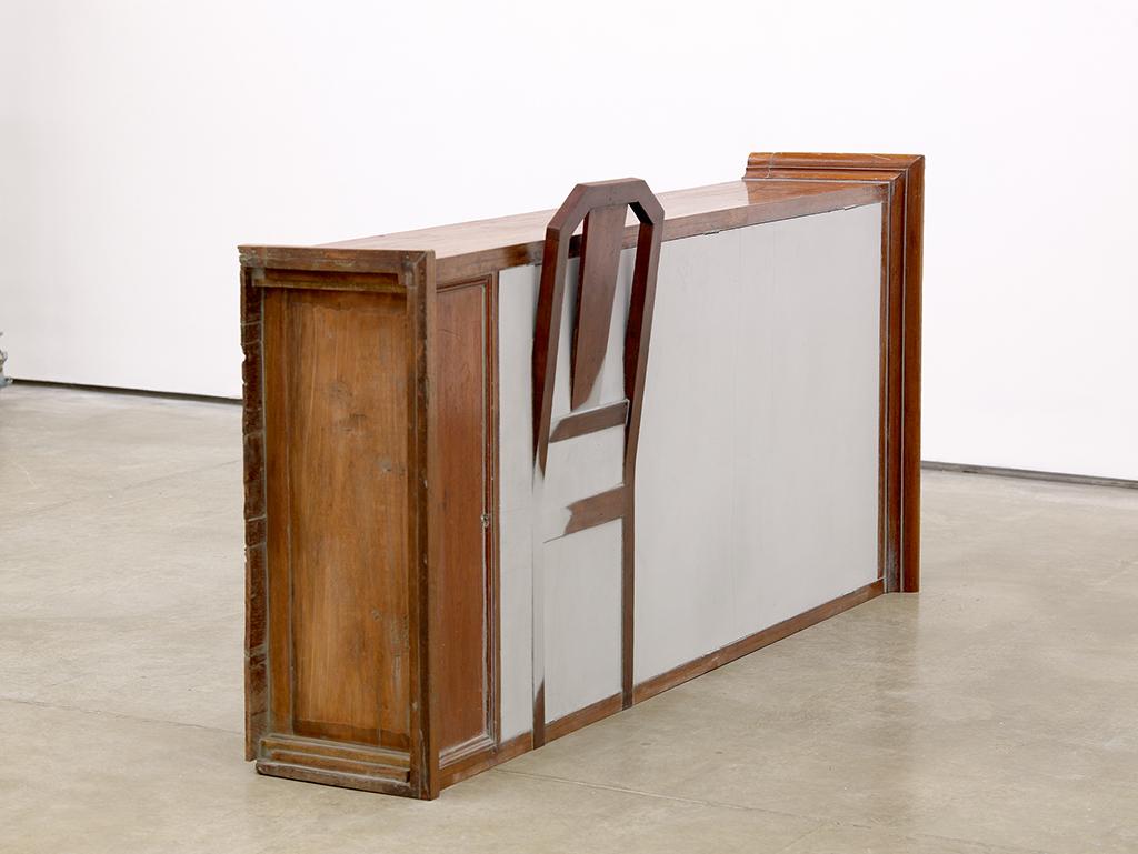 Doris Salcedo,  Untitled , 2007
