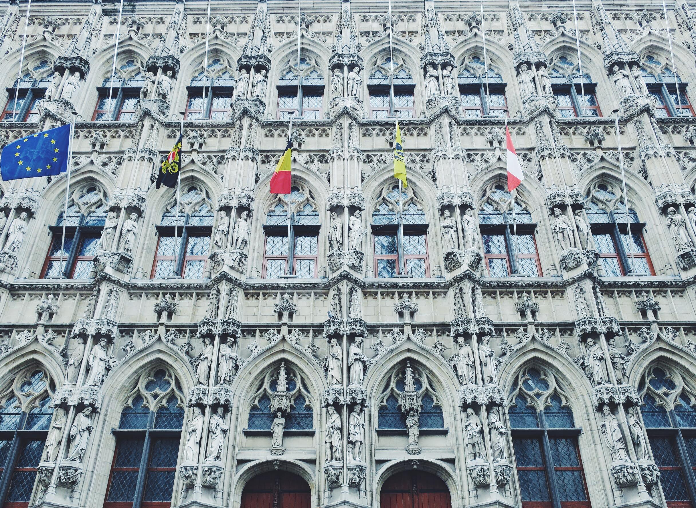 City Hall, Grote Markt 9