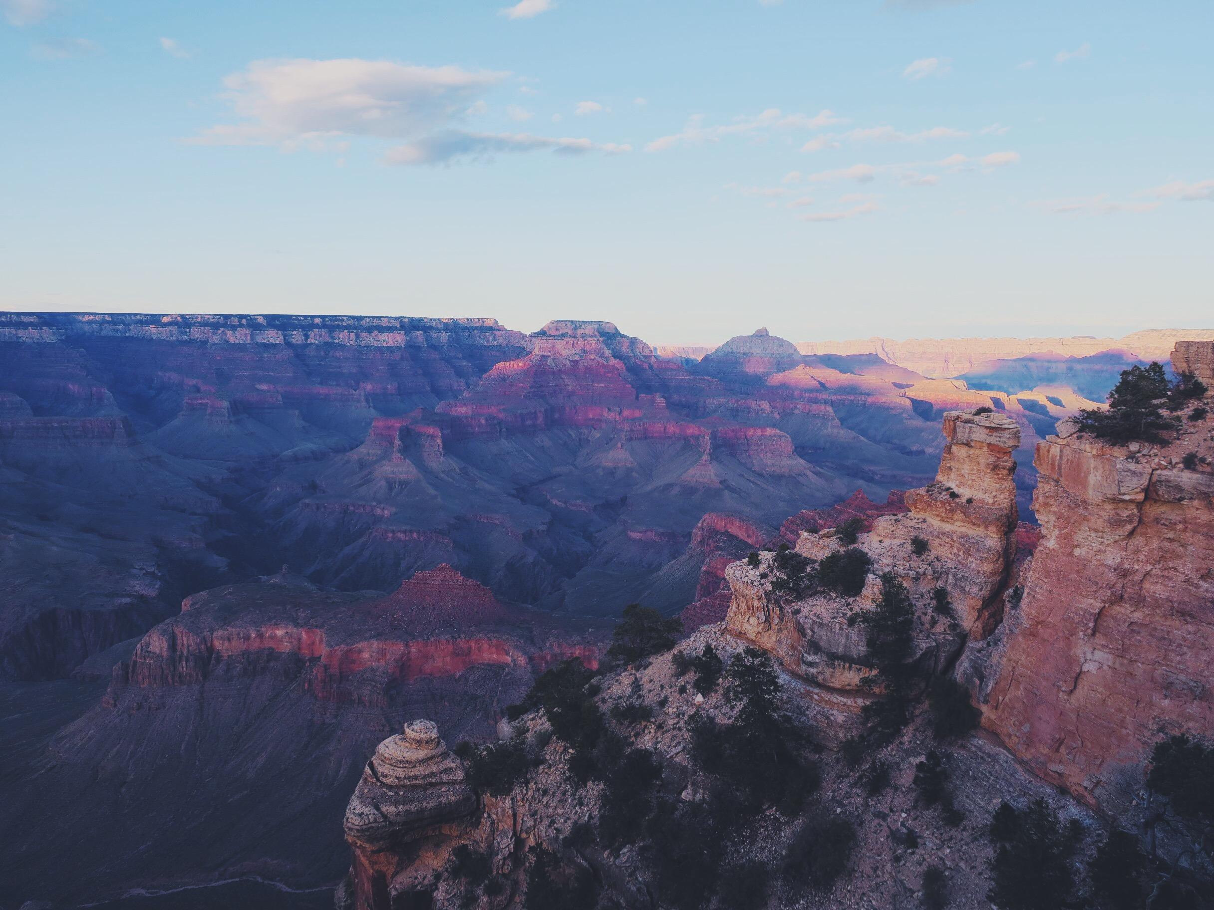 Yaki Point,Grand Canyon South Rim