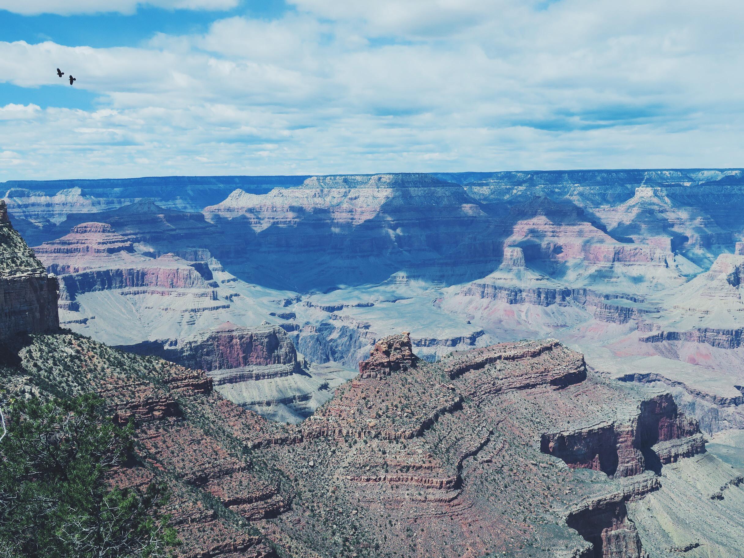 Rim Trail, Grand Canyon South Rim