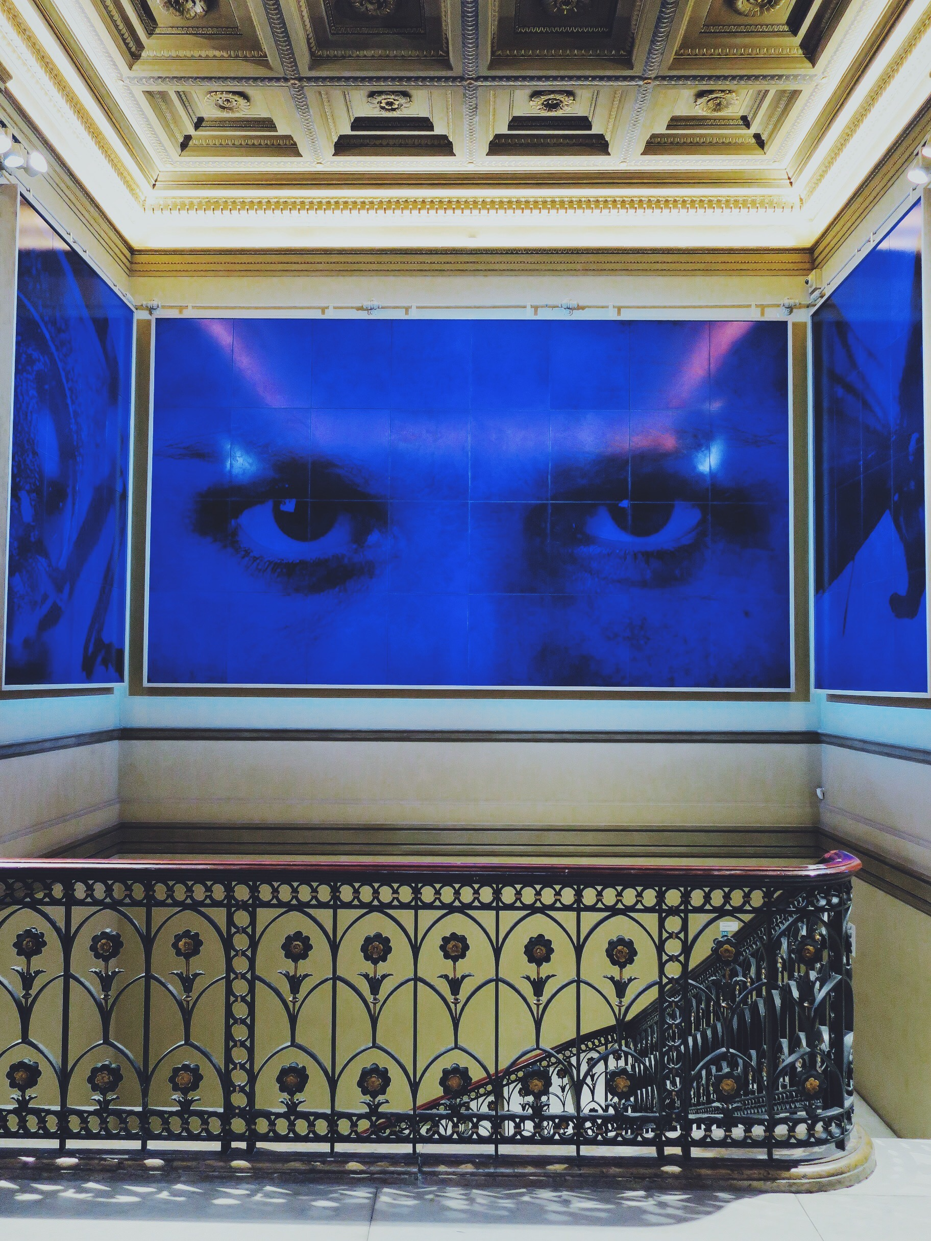 The Gaze Within (The Hour Blue) by Jan Fabre