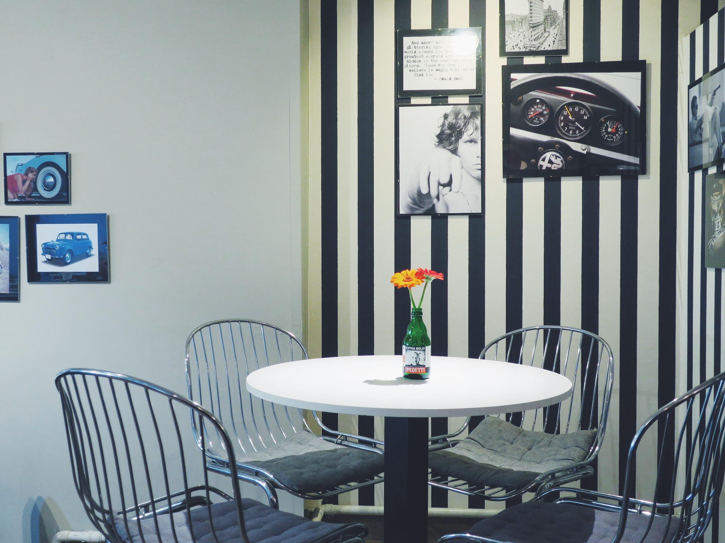 Quiche Café, Botermarkt 11
