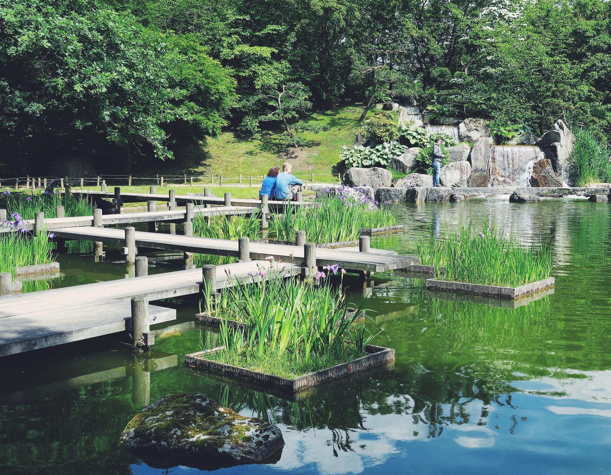 Japanse Garden Hasselt
