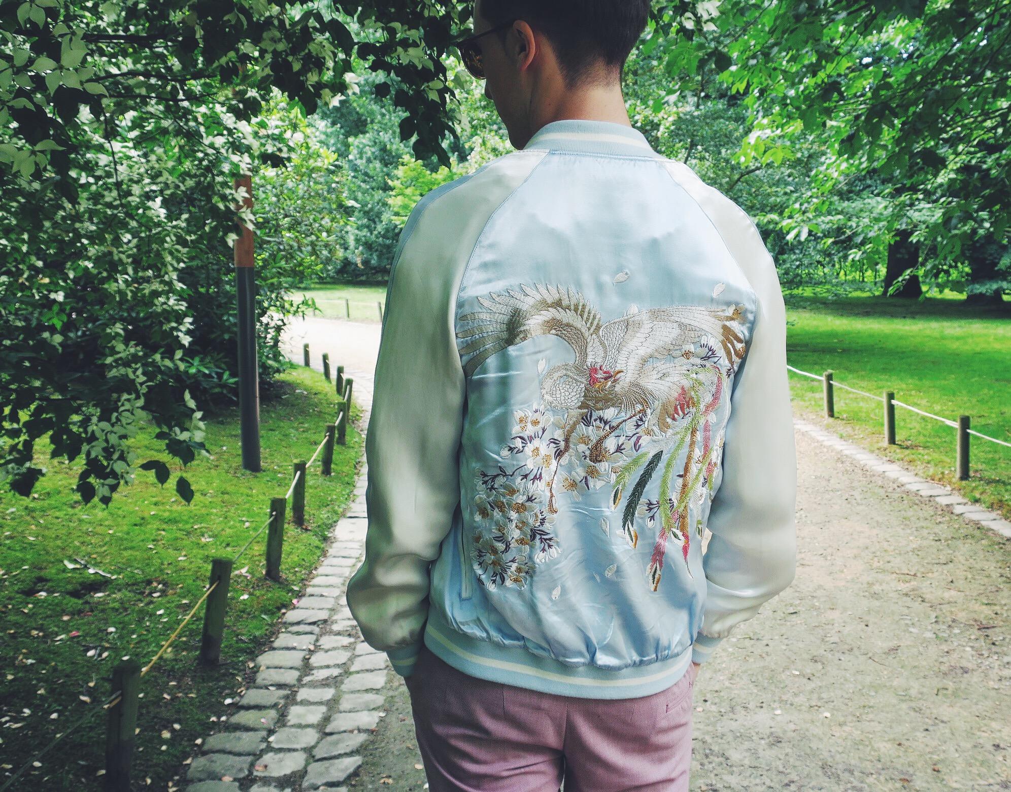 Zara jacket - Zara trousers