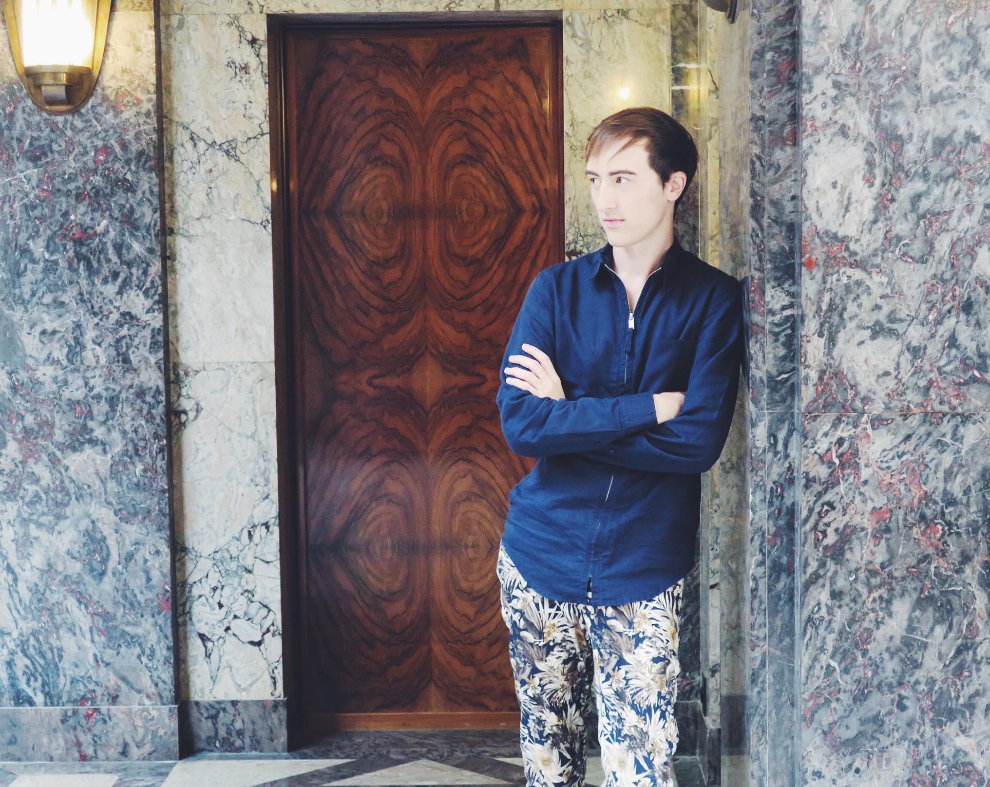 Zara shirt - Zara trousers