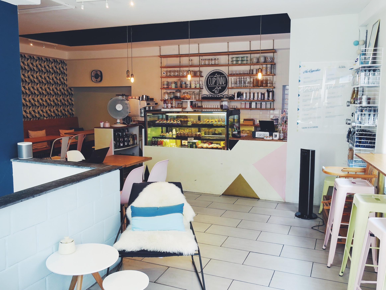 Les Cup'inn, Namur