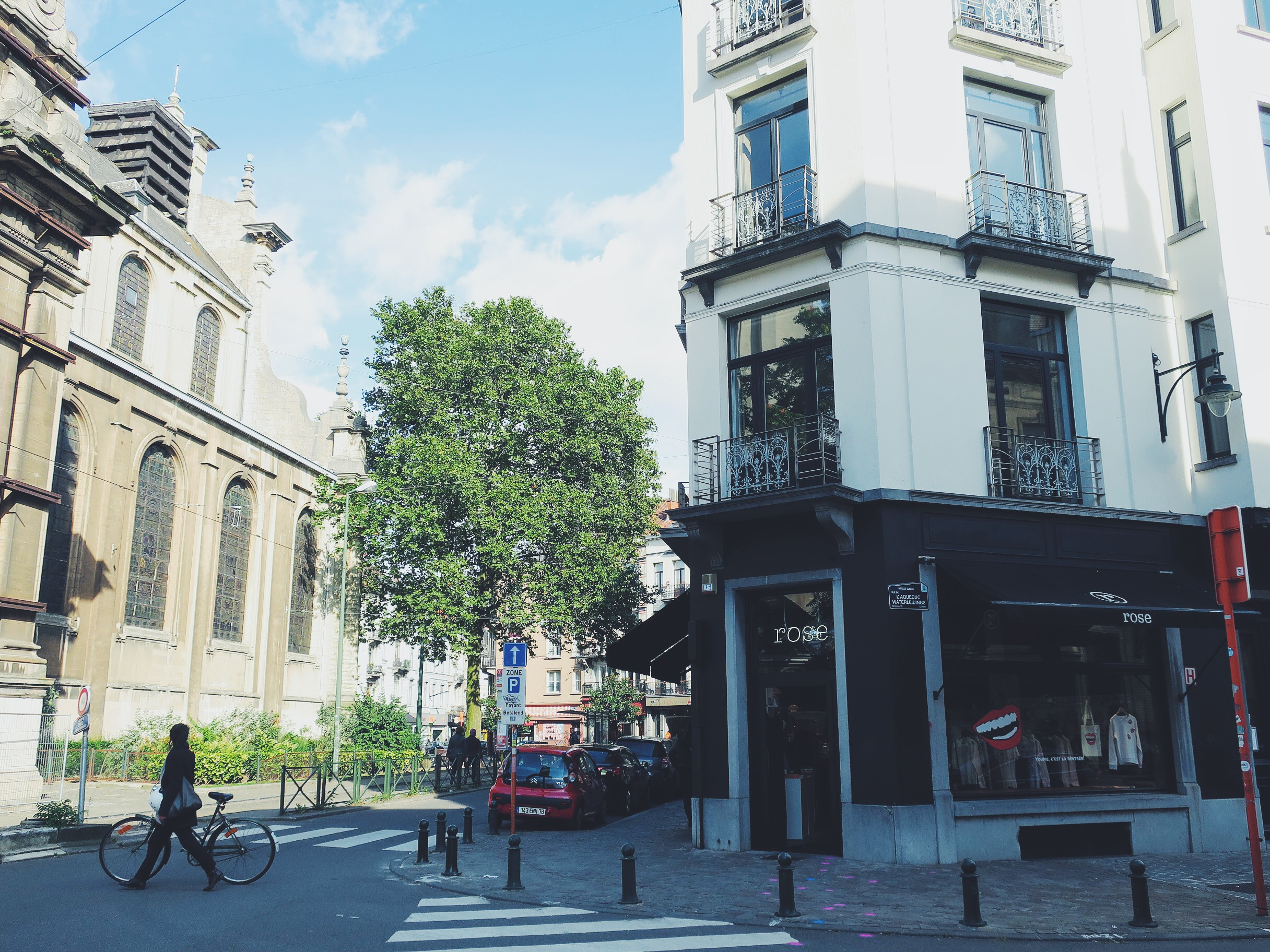 Rose, Rue de l'Aqueduc 56