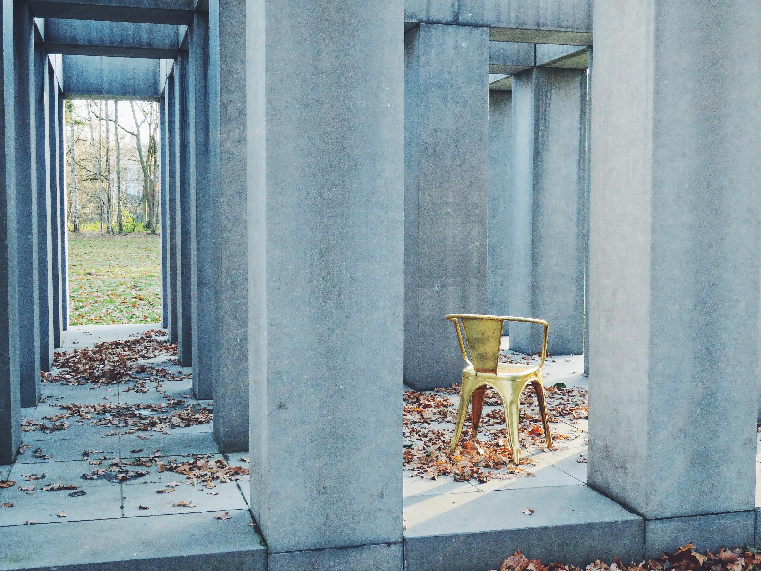 Zuilenpaviljoen, Charles Vandenhove (1982)