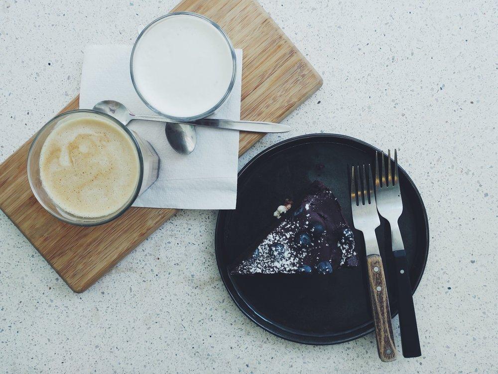 Une pause sucrée chez Coffeelabs