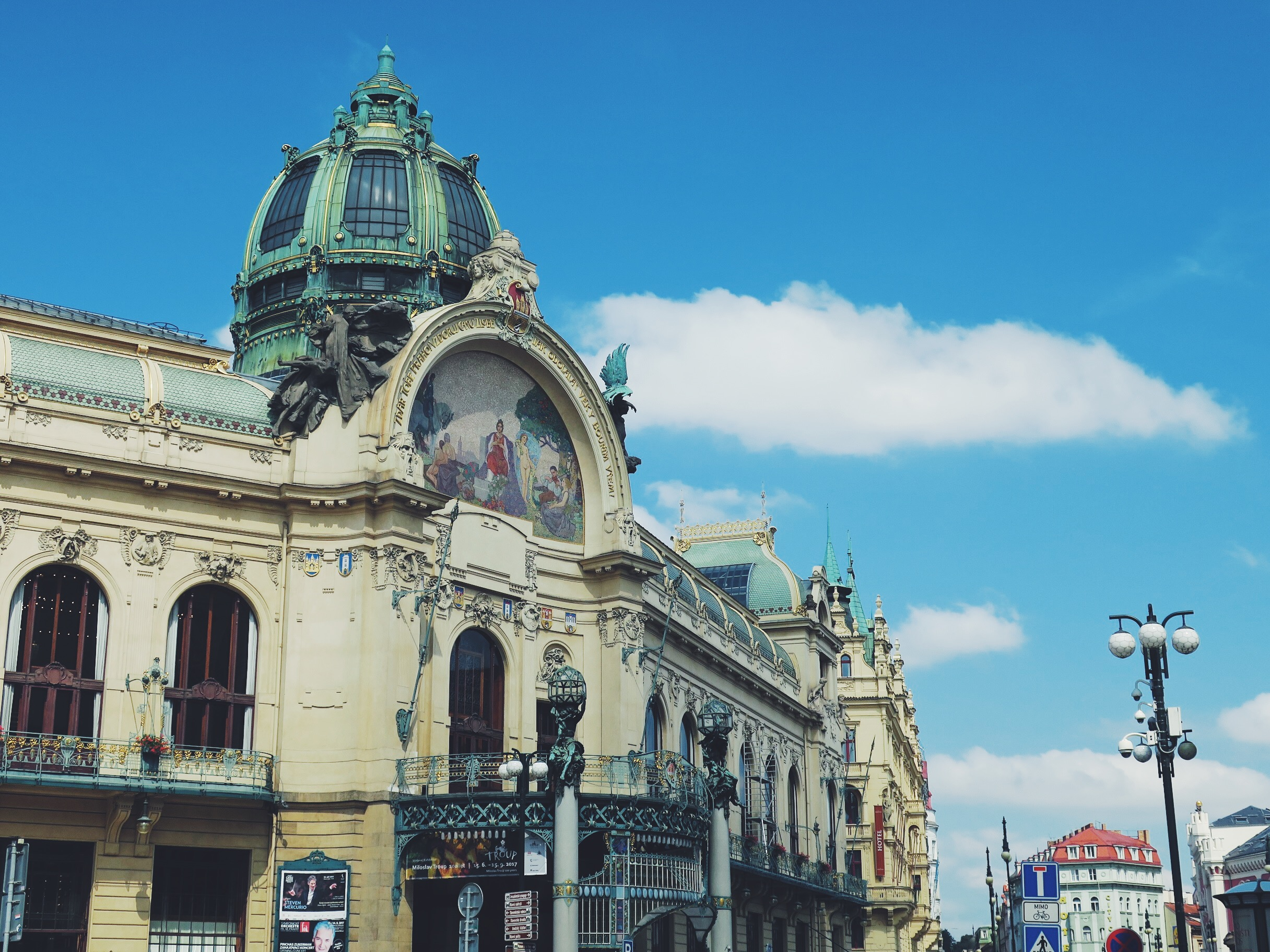 The Municipal House