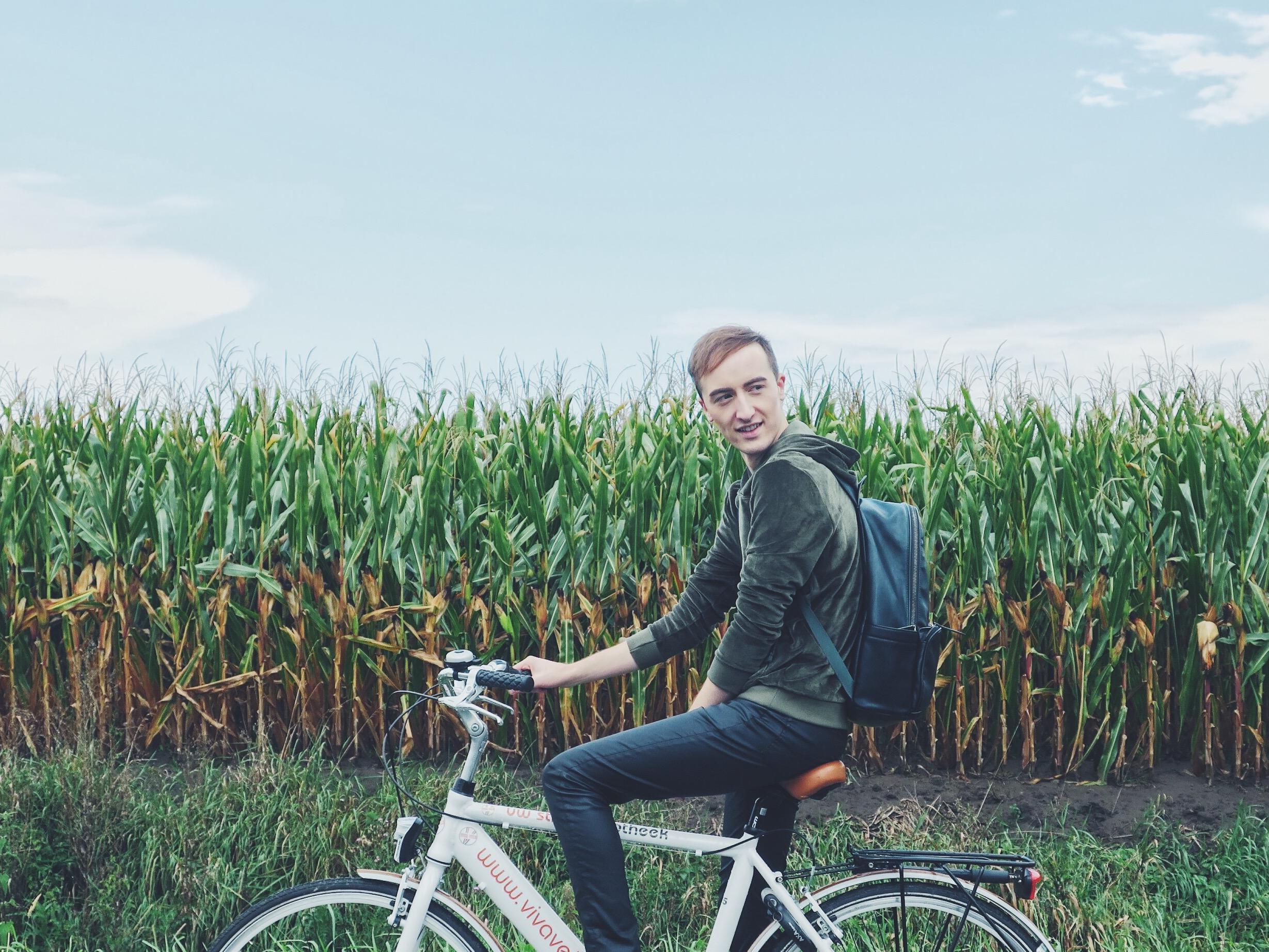 Topman sweater - Asos jeans - Zara backpack