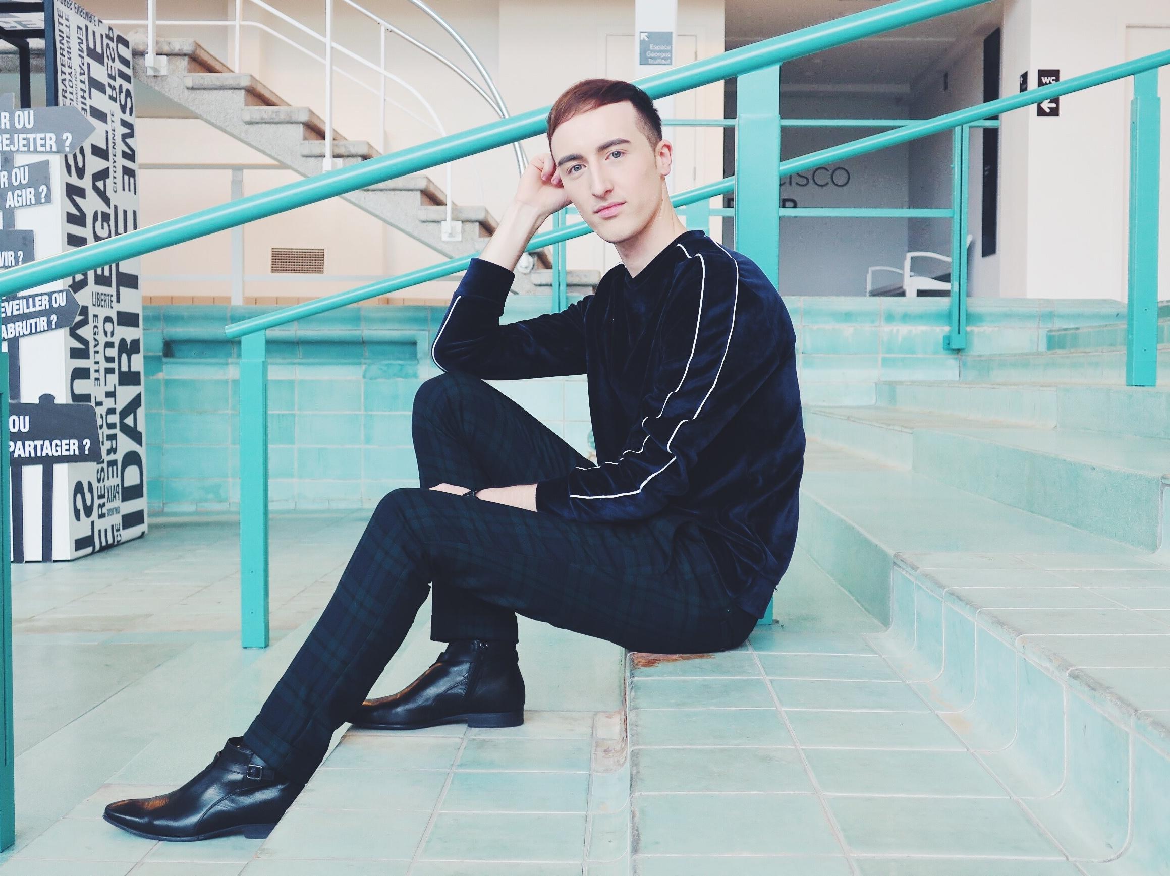 Topman sweater - Pier One trousers via Zalando - Sacha ankle boots - Komono watch