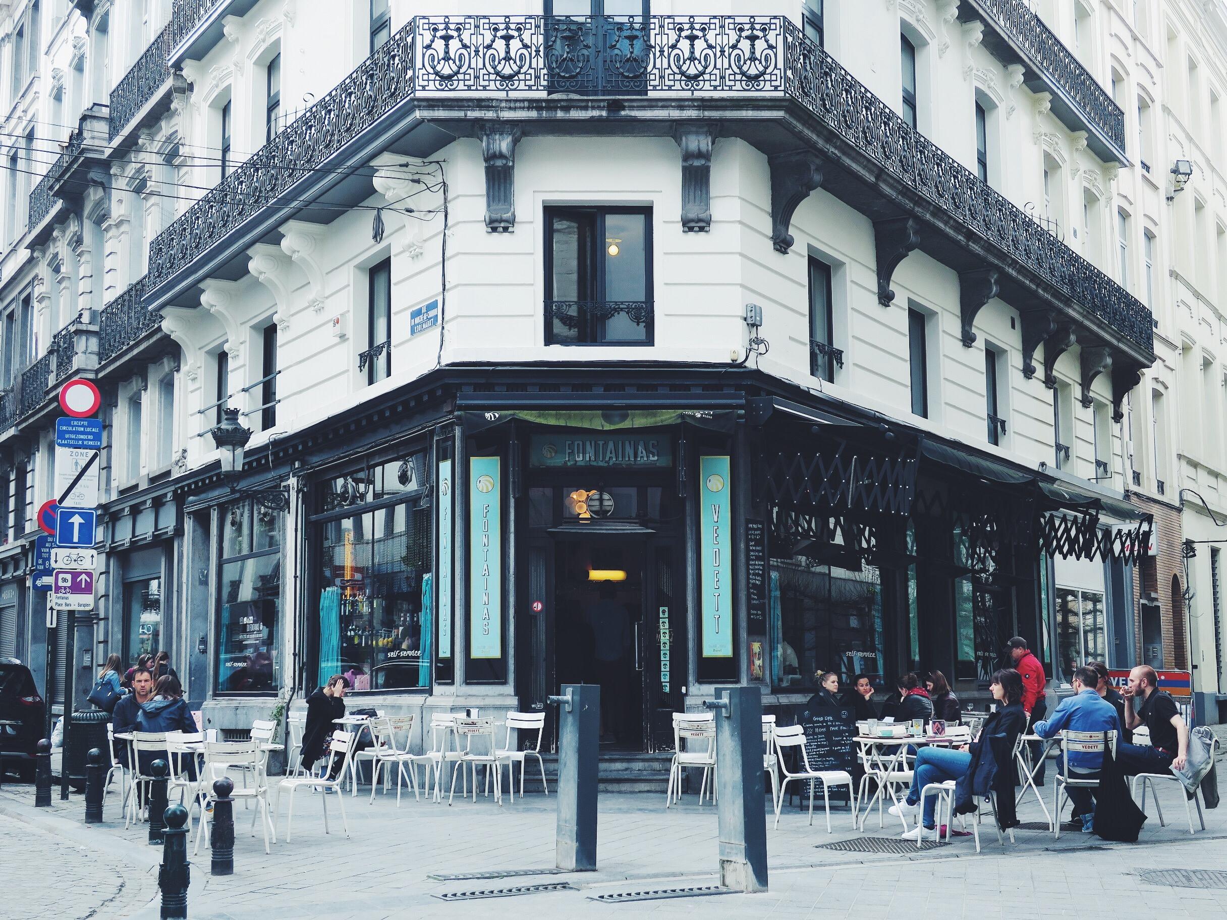 Le Fontainas, Rue du Marché au Charbon 91