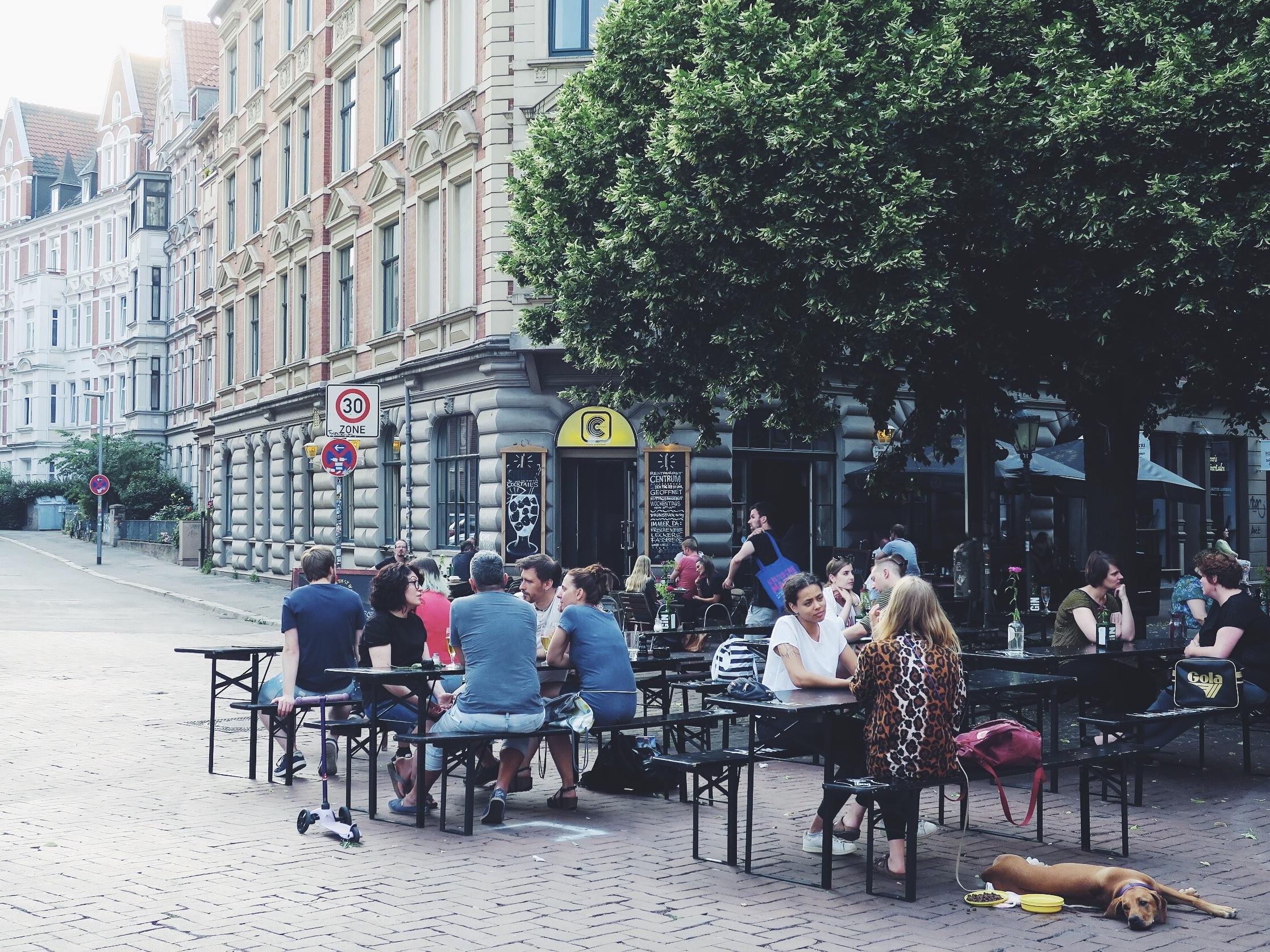 Centrum, Lindener Marktplatz 3