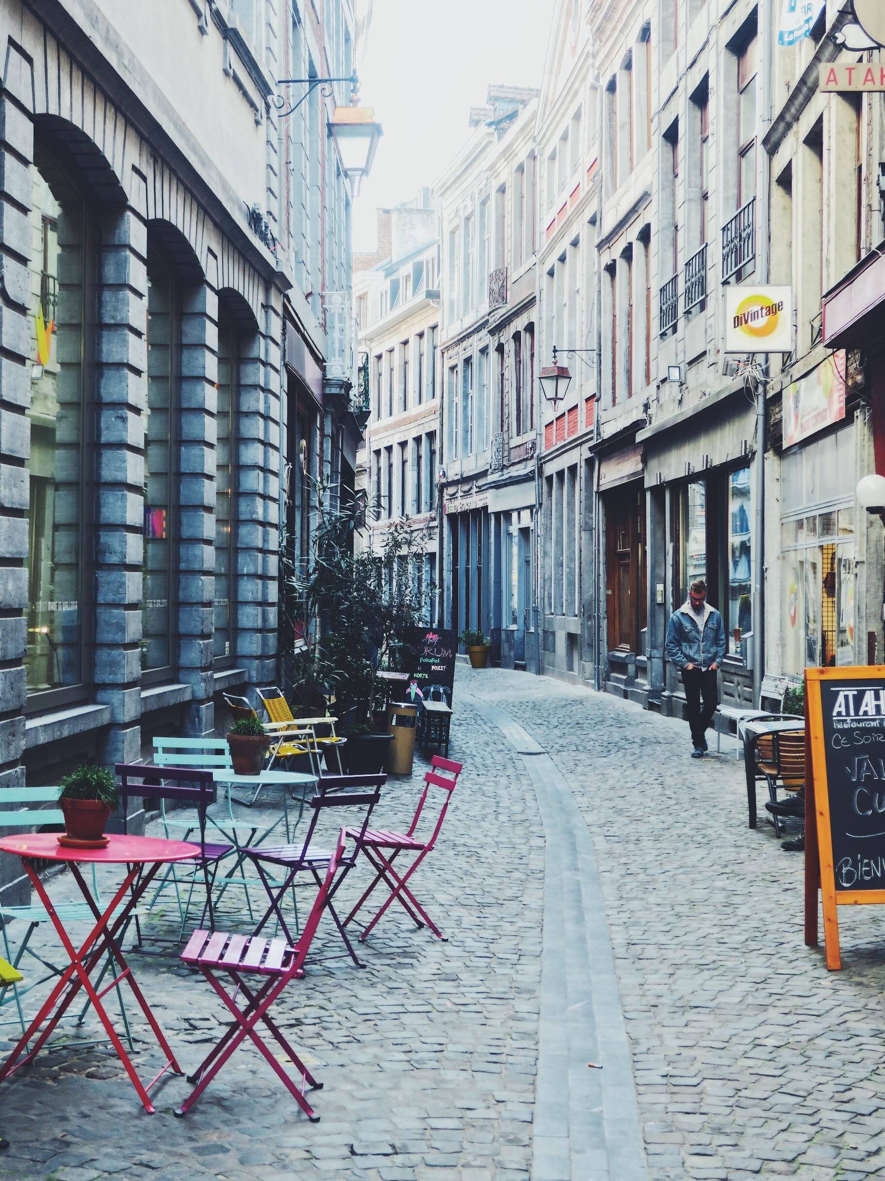 Rue Souverain Pont