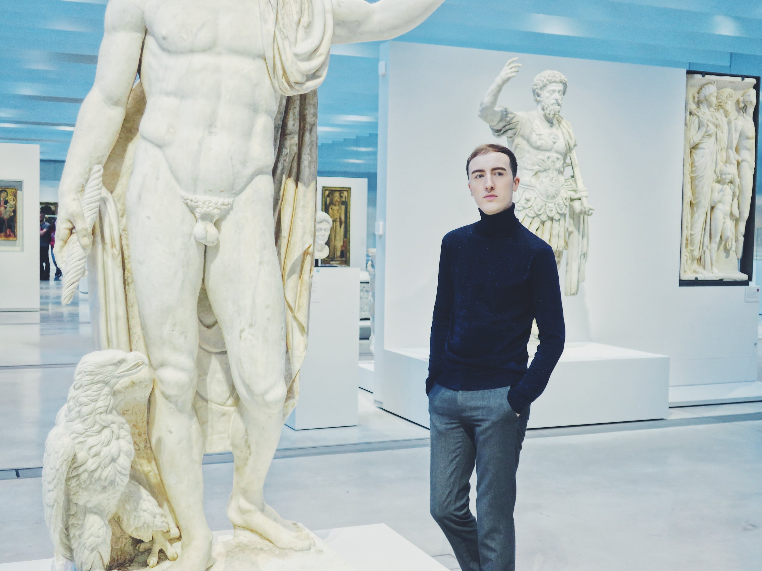 A weekend around the Louvre-Lens