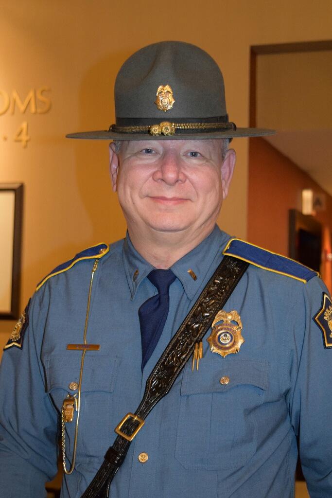 Lt. Robert Speer, ASP Ret.