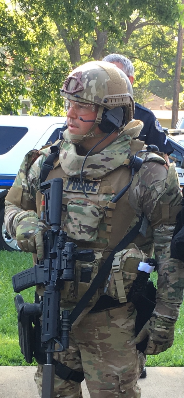 Sgt. Trey Dupuy