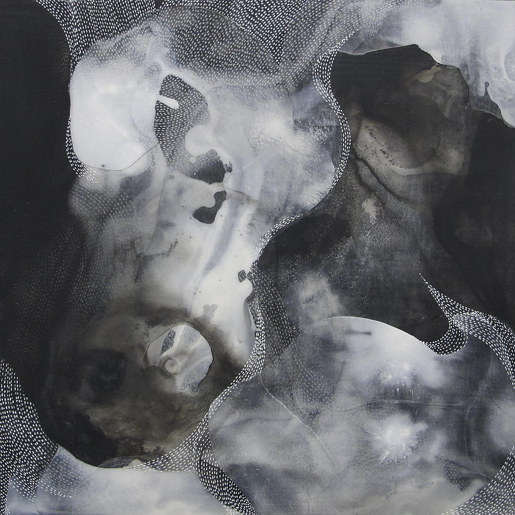 Stratum 02, mixedmedia, 10x12 in., 2015