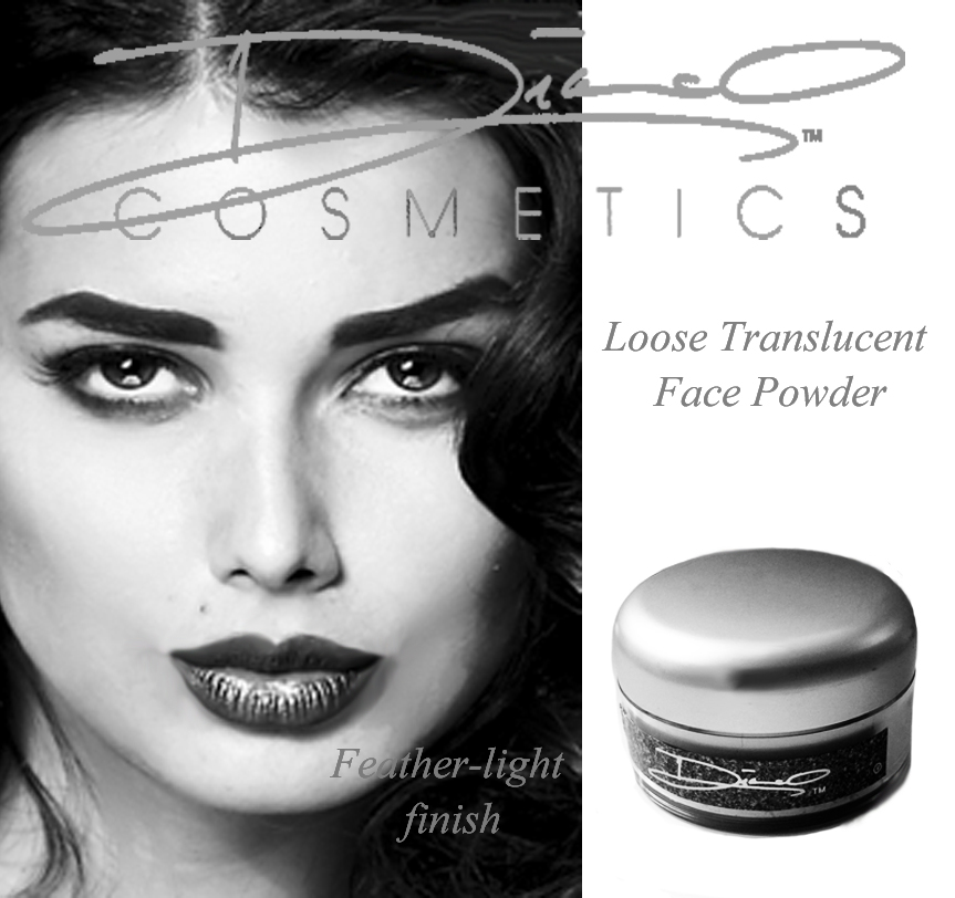 Loose Translucent Face Powder - This loose translucent face powder is wonderful on any skin color or skin type. Just like the name, it is truly translucent! The powder is a matte finish and very favorable on your skin.