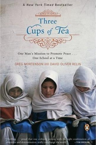 Three Cups of Tea by Greg Mortenson   An autobiographical non-fiction journalling a mountaineer's quest to build a school for the village that hosted him after his failed attempt climbing K2. Despite obstacles, Mortenson went on to build many schools in Pakistan, aimed particularly at offering education for girls. I love the overall story of one individual working hard to change lives, but I hated the story telling of this book. I thought the book was too long and too descriptive.  Recommend?  No