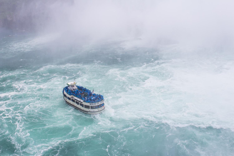 See Niagara Falls • Niagara, Ontario, Canada •