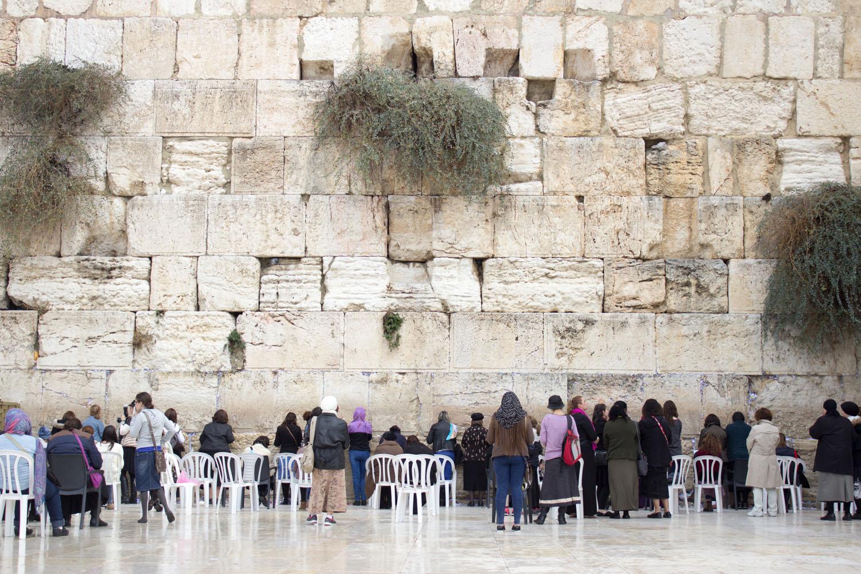 See the Wailing Wall • Jerusalem, Israel •