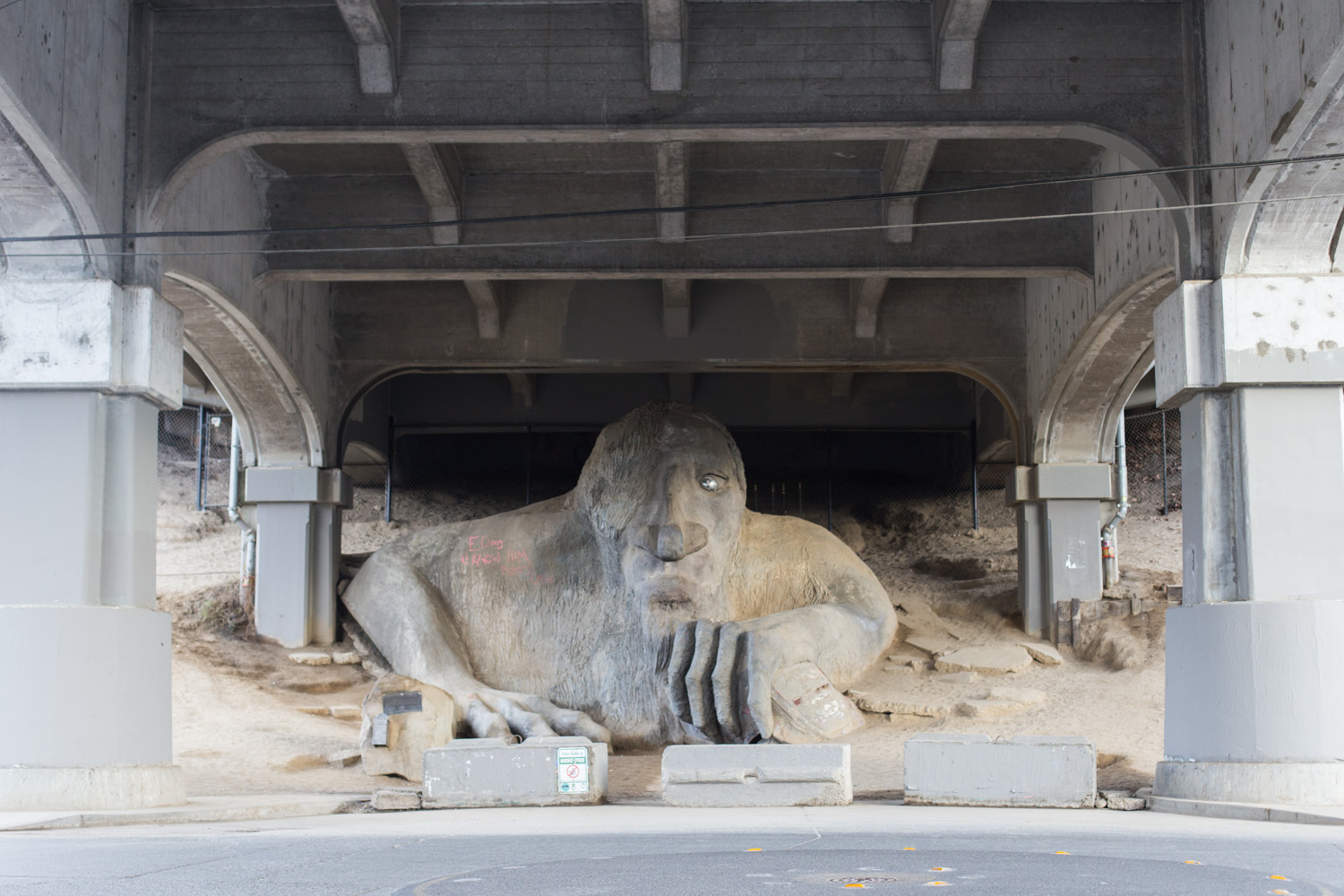See the Seattle Troll • Seattle, USA •