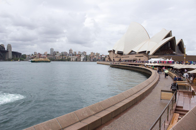 See the Sydney Oprah House • Sydney, Australia •